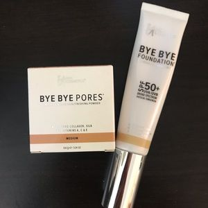 It Cosmetics Bye Bye Foundation and Pores Set